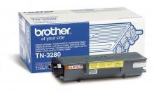 Тонер-картридж TN-3280 для BROTHER HL-5340D/5350DN/5370DW/5380DN/DCP8085/8070/MFC8370/8880 (ресурс 8000 страниц)